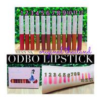 Magic Pen Lipstick Odbo Original Thailand / lip gloss / lip colour