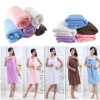 Wearable Towel (Handul Multifungsi)