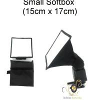 Small Softbox (15cm x 17cm) + Free Softcase
