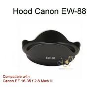 Hood Canon EW-88 For Canon EF 16-35 f 2.8 Mark II