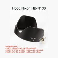 Hood Nikon HB-N106 for Nikon 1 10-100mm VR, 18-55mm f/3.5-5.6G