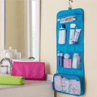 Travel Toiletries Bag / tas traveling UNIK PRAKTIS / TAS KOSMETIK BAG