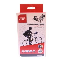 Waterproof Mobile Holder / Holder Waterproof untuk Motor - FLY