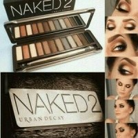 NAKED 2 URBAN DECAY ( EYESHADOW PALETTE)