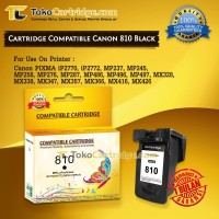 Cartridge Canon PG810 Black Catridge PG810 PG 810 IP2770 MP258 MP287