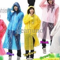 Disposable Raincoat ~ Jas Hujan Sekali Pakai 2487