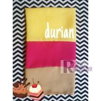 Hijab Jilbab Pashmina Ice Cream Durian