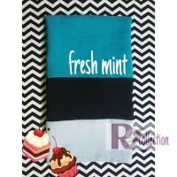 Hijab Jilbab Pashmina Ice Cream Fresh Mint