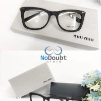 Kacamata FRAME MIU-MIU 15110 (KW Super Premium) 99% Like Original
