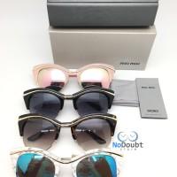 Kacamata SUNGLASSES MIU-MIU 78113 (KW Super Premium) 99% Like Original