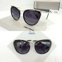 Kacamata SUNGLASSES MIU-MIU 958 (KW Super Premium) 99% Like Original