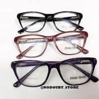 Kacamata FRAME MIU-MIU 1175 (KW Super Premium) 99% Like Original