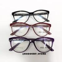 Kacamata FRAME MIU-MIU 23738 (KW Super Premium) 99% Like Original