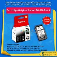 Cartridge Canon PG810 Black Original, Cartridge Canon IP2770 MP258 DUS