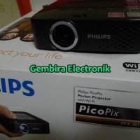 Philips Mini Projector - Picopix PPX3614