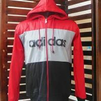 Jaket Parasut/Hoodies Adidas @FashionWanita/Pria,Sweater/Blazer,Runing