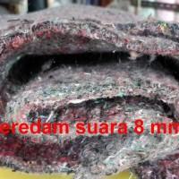 Karpet Peredam Suara (Glasswool) tebal 8 mm (per meter) Baru