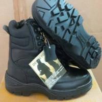 sepatu delta force ( black ) Berkualitas