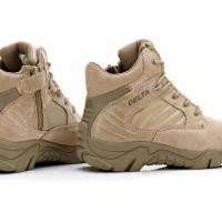 sepatu boots delta 6in import Diskon