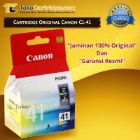 Cartridge Tinta Canon CL41 CL 41 CL-41 ORIGINAL iP1880 iP1980 MP145