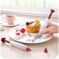 Pastry pen/ cake decorating pen/ penghias kue bento pen pena coklat