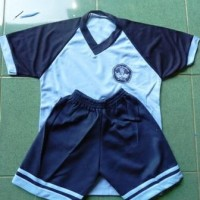 Kaos Olahraga TK/PAUD#murah