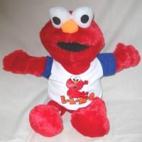 Boneka Elmo T-Shirt Cute Imut Lucu Kado Hadiah Anak WW520466