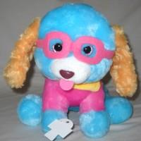 Boneka Anjing Dog Ricky Kaca Mata Cute Imut Lucu KK520509BM