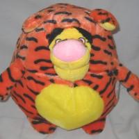 Boneka Tigger the Pooh Body Bulat Soft Cute Birthday Gift VV520471T