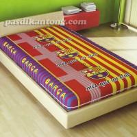 Sarung Kasur/Busa Murah 120x200x20cm KLub Bola Barcelona/Barca