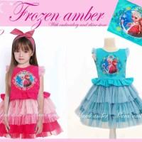 Baju Anak - Amber Frozen Blue (GI-723)