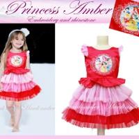 Baju Anak - Amber Princess (GI-723)