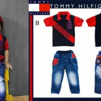Baju Anak - TH Diagonal Set (BO-476)