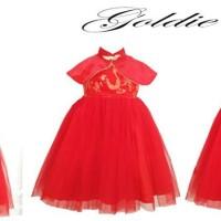 Baju Anak - Amber Goldie Dress (GI-719)