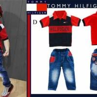 Baju Anak - TH Navy Set (BO-477)
