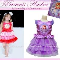 Baju Anak - Amber Princess Sofia (GI-723)
