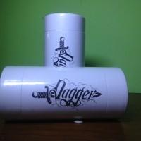 Dagger Mod 80W White Authentic