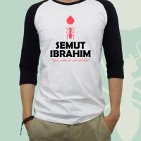 Kaos Raglan Semut Ibrahim