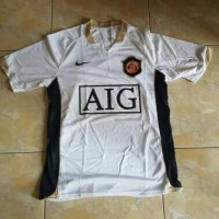 jersey retro grade AAA thailand manchester united away 2006