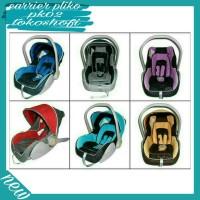 baby carrier dan car seat bayi pliko pk02