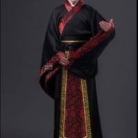 kostum hanfu chinese pria impor dewasa costum halloween party xl
