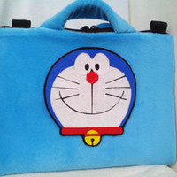 softcase/tas laptop,netbook,notebook lucu Doraemon 11-12""