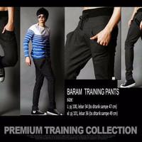 Celana Baram Training Pants Pria