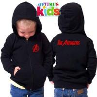 Jaket Sweater Anak The Avengers