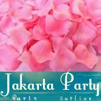 Rose Petal Pink / Kelopak Bunga Mawar Pink / Rose Petal Confetti Pink