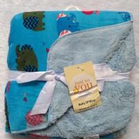 Selimut double fleece carters / selimut bayi carter