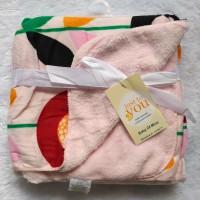 Selimut double fleece carter / selimut bayi carter