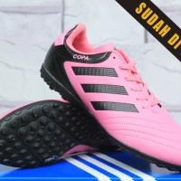 Sepatu Futsal Adidas Predator Power Pink Hitam KW SUPER