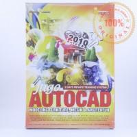 CD Tutorial Jago AutoCAD 2010 - Modeling Furniture, Mesin & Arsitektur