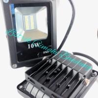 Lampu Sorot LED MTHL 10Watt Warm White / Kuning Outdoor